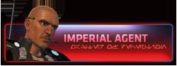 Imperial Agent - Imperiální Agent