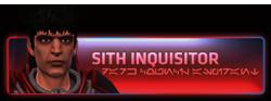 Sith Inquisitor - Sithský Inkvizitor