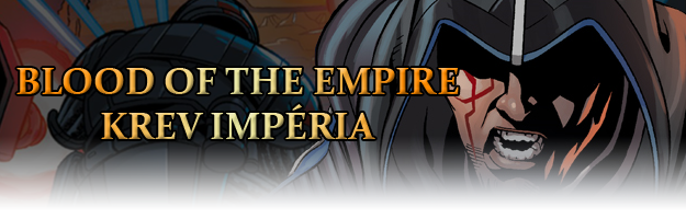 Star Wars: The Old Republic Webkomiks - Blood of the Empire (Krev Impéria)